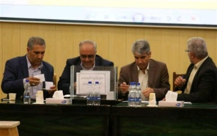 ترکیب جدید هیأت رئیسه شورای هماهنگی روابط عمومیهای آذربایجان شرقی مشخص شد