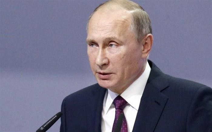 دستور پوتین برای اعمال تدابیر اقتصادی ویژه علیه اوکراین