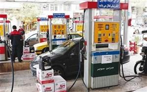 توصیههای کرونایی؛ از تماس مستقیم دست با نازل پمپ بنزین خودداری کنید