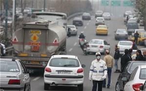 ممنوعیت تردد ورود کامیونها به شهر تهران