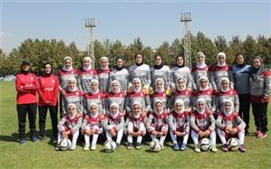 رقیبهای تیم ملی فوتبال زنان ایران در راه المپیک معرفی شدند