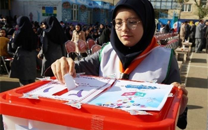 انتخابات شوراهای دانش آموزی