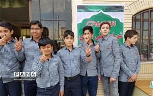 برگزاری بیست و یکمین سال انتخابات شورای دانش آموزی شهرستان بجنورد