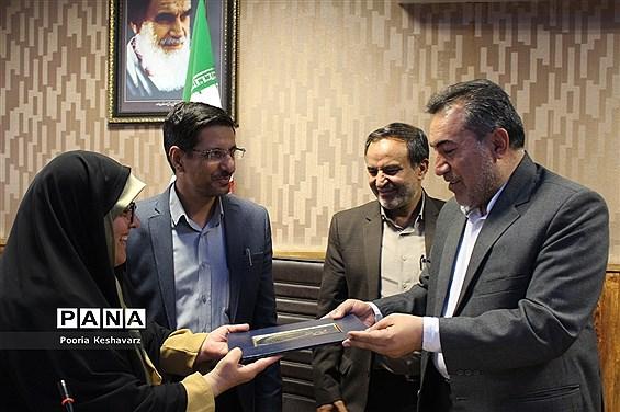 رئیس جدید اداره مشاوره تربیتی و تحصیلی آموزش و پرورش فارس منصوب شد