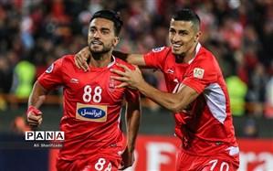 خلاصه بازی پرسپولیس 1 - السد قطر 1