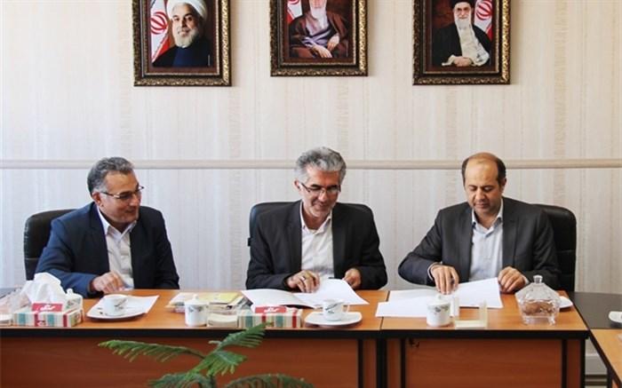 تفاهم نامه همکاری فیمابین شرکت گاز و آموزش و پرورش گلستان منعقد شد