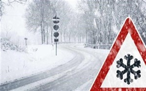 بارش شدید برف و باران در ۱۰ نقطه از کشور