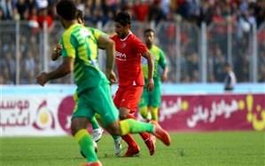 لیگ برتر ایران؛ نساجی در تساویهای خانگی هتتریک کرد