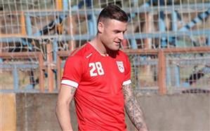 واکنش باشگاه تراکتورسازی با قرارداد مهاجم جنجالیاش با تیم ترکیهای