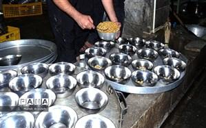 توزیع روزانه 3هزار غذای گرم بین زائران اربعین در موکب نمازخانه راه کربلا