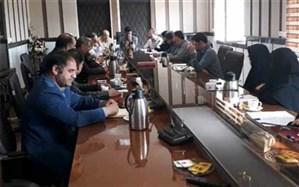 برگزاری کمیته  راهپیمایی 13 آبان در شهرری