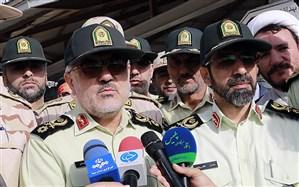 جانشین فرمانده ناجا: ایران، 200 هزار سارق حرفهای دارد