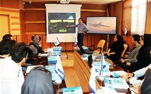 نماینده موسسه مهندسی آژانس ایمنی هوانوردی اتحادیه اروپا:  پیوند صنعت و دانشگاه در بخش هوایی ضروری است