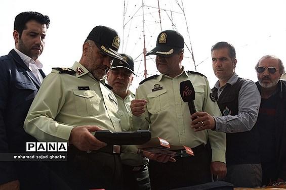 دستگیری 650 سارق و مالخر در هفدهمین مرحله از طرح رعد