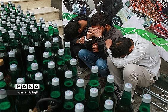 طرح رعد17 پلیس پیشگیری پایتخت