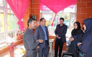 بازدید اعضای کمیته نظارت بر پایگاههای تغذیه سالم از مدارس ناحیه 2 ارومیه