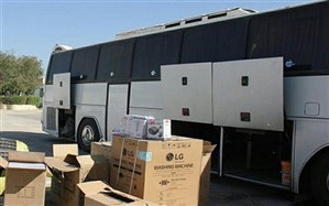 امحای ۴۰۰ تن کالای قاچاق در استان تهران