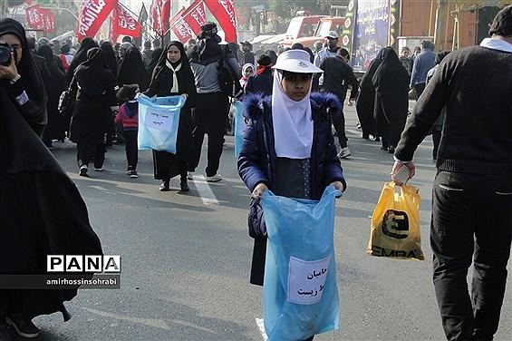 گرامیداشت اربعین حسینی در شهر ری