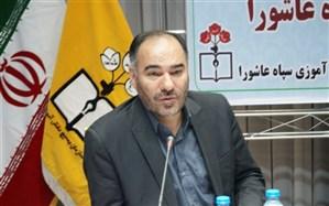 مسئول سازمان بسیج دانش آموزی استان آذربایجان شرقی :عملکرد جزیره ای نهادها موجب هدر رفت بودجه فرهنگی  است