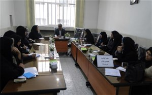 جلسه کارگروه تخصصی امور بانوان منطقه پیربکران برگزار شد