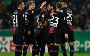 جام حذفی آلمان؛ مونشن گلادباخ با تحقیر خانگی حذف شد