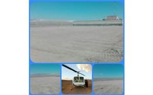 پیگیری احداث اولین پد بالگرددر جادهای استان قم