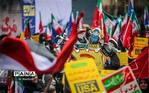 علیرضا کاظمی: دانشآموزان آمادهتر از هر زمان دیگری برای دفاع از انقلاب گام برمیدارند