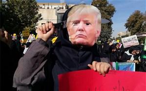 راهپیمایی روز ملی مبارزه با استکبار جهانی وروز دانش آموز در  ورامین برگزار شد