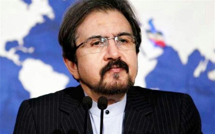 قاسمی صدور حکم حبس ابد برای علی سلمان را محکوم کرد
