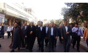 پیام تقدیر مدیر کل آموزش و پرورش فارس از حضور دانش آموزان و فرهنگیان استان در راهپیمایی 13 آبان 97