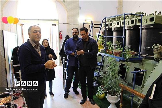 بازدید اصحاب رسانه از پارک علم و فناوری استان یزد