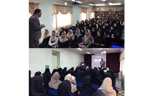 کارگاه بیوتکنولوژی و سلولهای بنیادی در پژوهشسرای دانش آموزی بیجار  برگزار شد