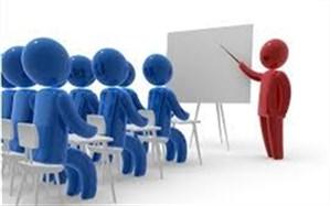 گفت و شنود حرفه ای جلسه سرگروه های آموزشی دروس دوره دوم متوسطه شهر تهران