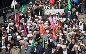تصویر/ علمای اهل سنت به زیارت امام رضا (ع) رفتند
