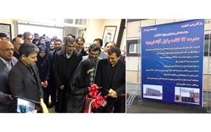 افتتاح مدرسه ریحانه النبی ارومیه با حضور وزیر راه و شهر سازی