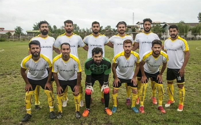 نتایج مسابقات هفته دوازدهم لیگ برتر فوتبال بزرگسالان گیلان