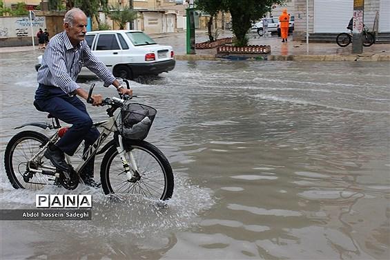 هشدار هواشناسی برای آبرفتگی معابر مرکز و شرق مازندران