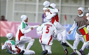 انتخابی جام ملتهای زنان آسیا؛ ایران با جشنواره گل مدعی شد