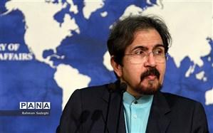 قاسمی:  طرح گزینه نظامی علیه ایران نه کاربرد دارد و نه عملی است