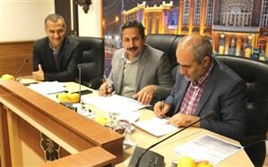 تفاهمنامه همکاری آموزش و پرورش آذربایجان شرقی و شهرداری تبریز امضاء شد
