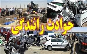 محورهای پرتردد و پرتصادف خوزستان کدامند؟