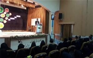 برگزاری کارگاه آموزشی ارزشیابی کیفی - توصیفی در زاهدان