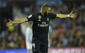 لالیگا؛ رئال مادرید به جاده 3 امتیازی برگشت