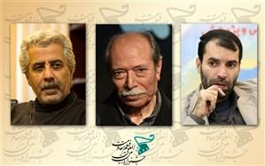 کارگاههای «انتقال تجربه» جشنواره فیلم مقاومت با حضور احمدرضا درویش و علی نصیریان