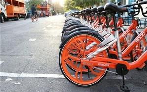 اجرای طرح 200 دوچرخه هوشمند در شیراز