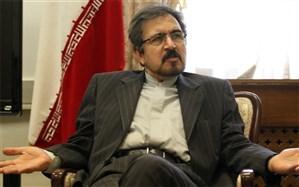 قاسمی: عدهای با سناریوسازی دنبال تخریب روابط ایران و اروپا هستند