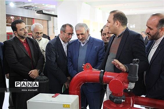 دهمین نمایشگاه بین المللی صنایع و ماشین آلات کشاورزی در ارومیه
