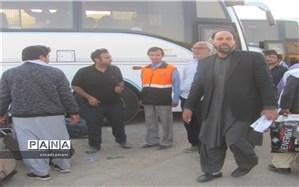 بیش از 21 هزار نفر زائر افغانستانی از طریق مرز دوغارون وارد کشور شدند