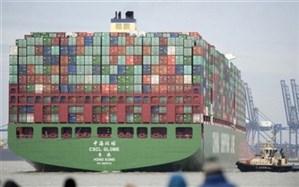 پهلو گیری کشتی 72 هزار تنی ذرت در بندر شهید بهشتی چابهار