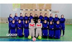 شکست تیم فوتسال بانوان چناران در مرحله یک چهارم نهایی مسابقات لیگ فوتسال خراسان رضوی